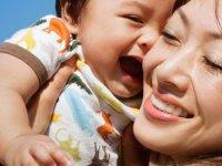 لذتهای شیرین مادر شدن
