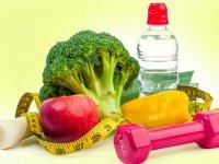 فعالیت ورزشی و رژیم غذایی
