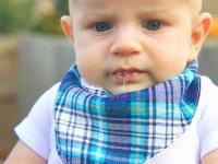 دستمال گردن نوزاد