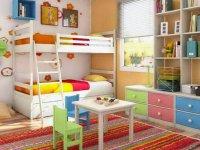 بهترین پوشش برای اتاق کودکان