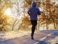 ورزش در هوای سرد زمستان