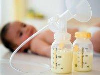 اهدای شیر مادر