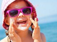 خطر آفتاب سوختگی درکودکان