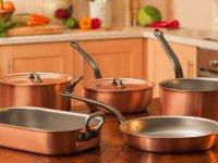 رعایت اصول بهداشتی و تغذیه ای در استفاده از ظروف مسی