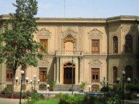 موزه آبگینه و سفالینه تهران | عمارتی از دوران قاجار