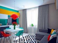 با فستیوال رنگ ها در خانه حالتان را خوب کنید