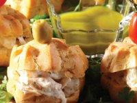 سالاد سیب زمینی با خمیر کلمی