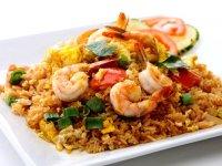 پلو تایلندی ؛ غذای خوشمزه و مقوی