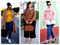 اصول ست کردن لباس برای خانم هایی که شکم بزرگی دارند