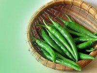 شگفتی های غذایی و داروییفلفل سبز
