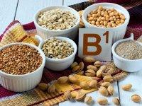 تیامین موجود در 100 گرم انواع مواد غذایی