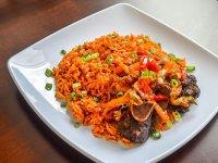 برنج جولاف؛یک غذای متفاوت آفریقایی