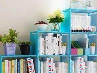 ایده هایی برای چیدمان کتاب در اتاق کودک