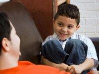 کنترل کودکان در مهمانی های نوروزی