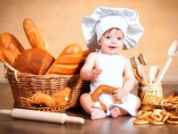 بهترین نان ها برای کودکان