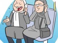 آشنایی با معضلات فرهنگی در اتوبوس