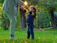 طبیعت گردی کودکان