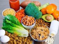 مقدار اسید فولیک در مواد غذایی مختلف