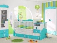 ایده های تابستانی برای اتاق کودک