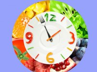 رابطه ساعت غذا خوردن با کاهش وزن