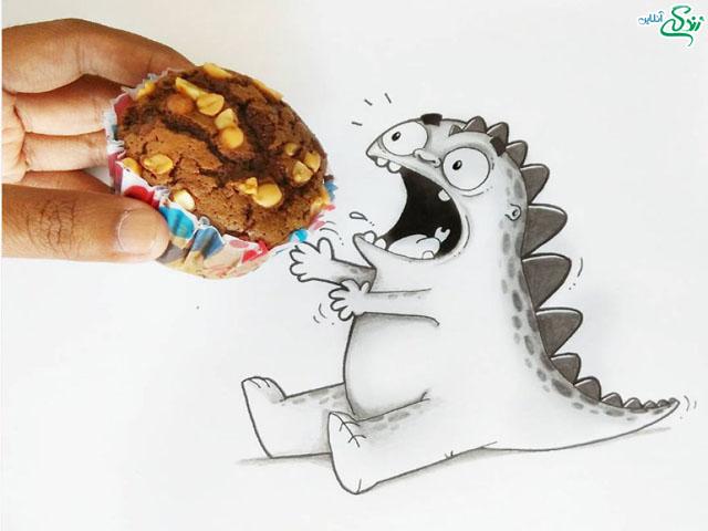 دایناسور کوچک