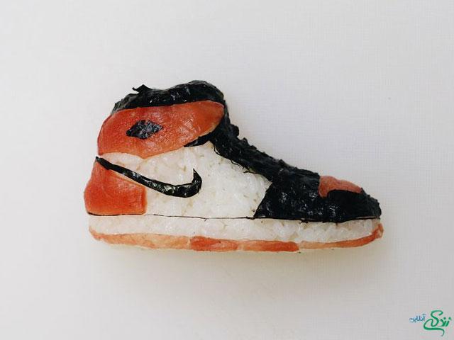 کفش های خوردنی