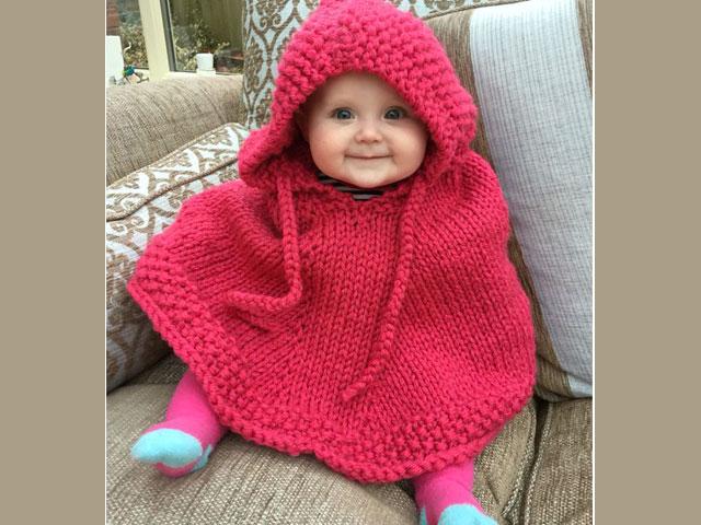 نمونه لباس های بافتنی در کودکان