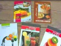 آشنایی با کتاب های انتشارات دنیای تغذیه