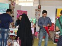 موسسه دنياي تغذيه و سلامت در نمايشگاه بين المللي مادر و كودك- روز سوم
