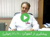 پیشگیری از آنفلوانزا H1N1