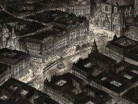دنیای سیاه و سفید شهرها