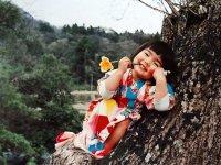 ماجراجویی دختر 4 ساله ژاپنی