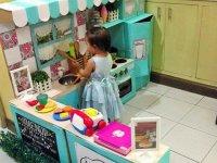 آشپزخانه مقوایی