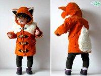 کت طرح حیوانات برای کودکان