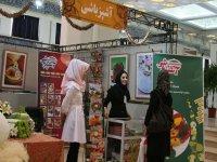 موسسه دنیای تغذیه و سلامت در نمایشگاه مطبوعات سال 90