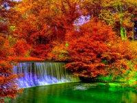 مناظر چشم نواز پاییزی