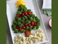 خوراکی های کریسمس