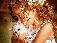 عکس های جالب از کودکان و حیوانات