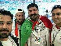 تماشاگران مشهور در جام جهانی روسیه