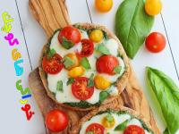 خوراکی های کوچک و زیبا برای پذیرایی از میهمانان