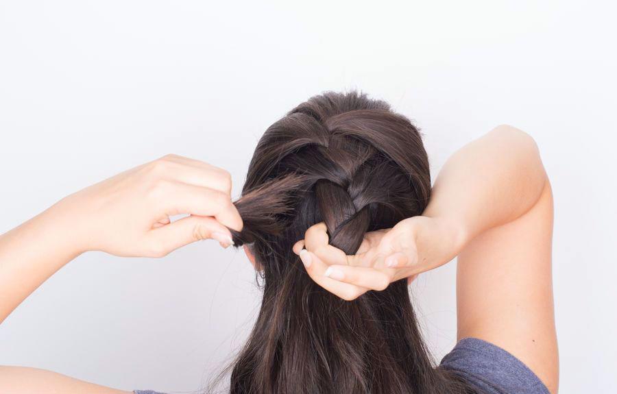 روش های گیس کردن مو
