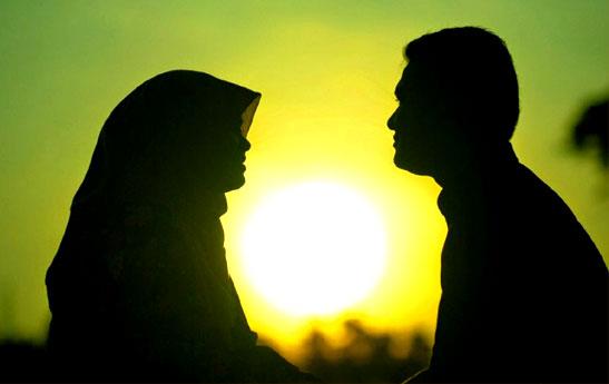 دوری زن و شوهر در زندگی مشترک صحیح است یا خیر؟