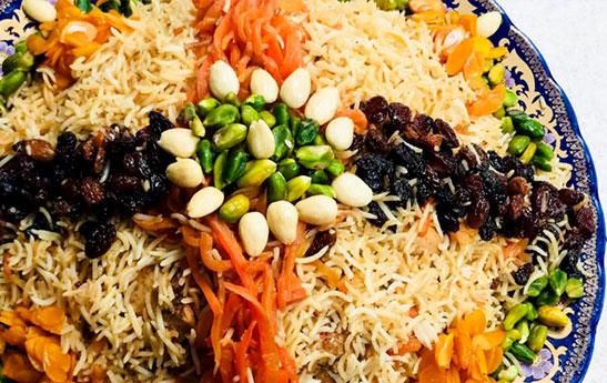 دستور تهیه پلو افغانی؛ شیرین پلوی افغانستان