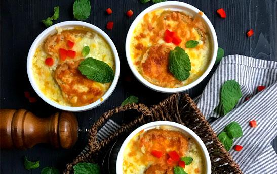سوپ پیاز فرانسوی + طرز تهیه