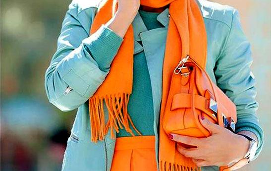 رنگ های مناسب فصل سرد