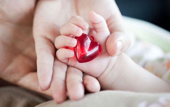 بیماریهای مادرزادی قلب