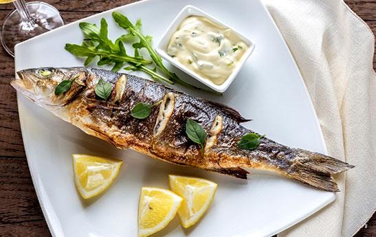 ۷ ترفند پخت ماهی