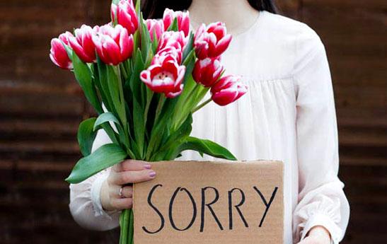 خانم ها! بابت این کارها عذرخواهی نکنید