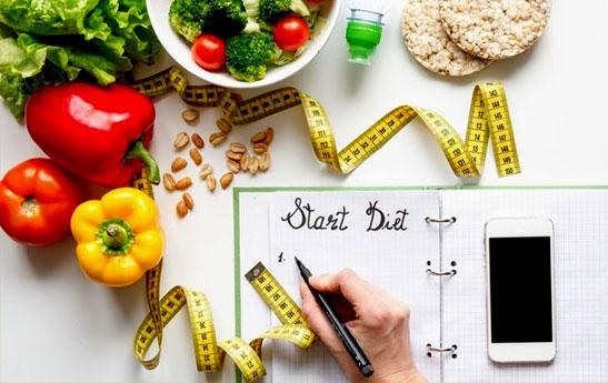 با رژیم لاغری چرخشی راحت وزن کم کنید
