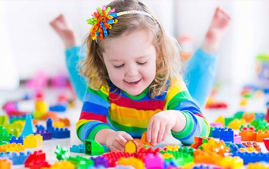10 نکته برای نظم دادن به اتاق بازی کودک
